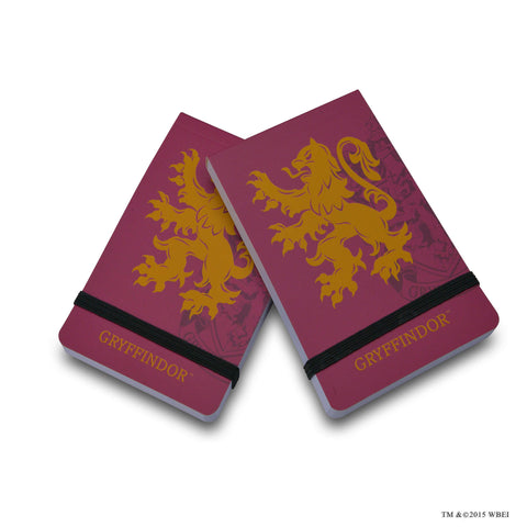 Gryffindor Pocket Notebook (2 pack)