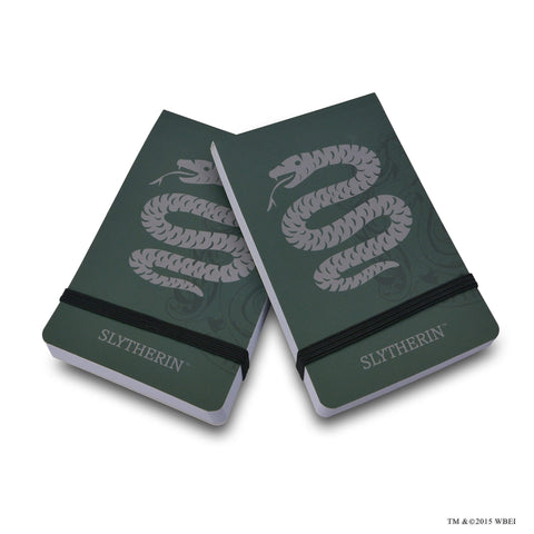 Slytherin Pocket Notebook (2 pack)