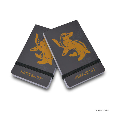 Hufflepuff Pocket Notebook (2 pack)