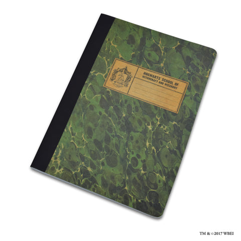 Slytherin Notebook