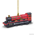 Hogwarts Express Ornament back