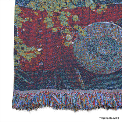 Hogwarts Express Woven Throw zoomed