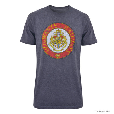 Hogwarts™ Railways Grey T-shirt