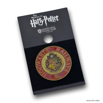 Hogwarts Railways Pin