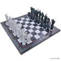 wizard chess set inside