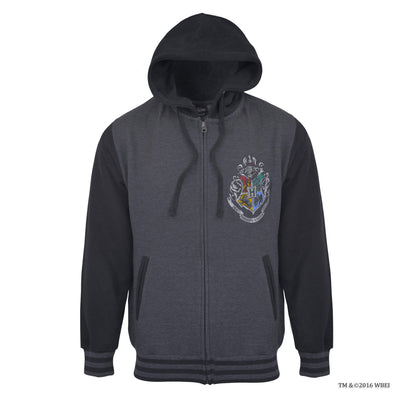 Hogwarts Crest Hooded Sweatshirt