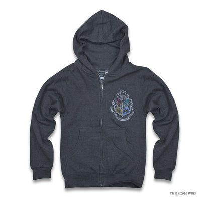 Children's Hogwarts Crest Hooded Sweatshirt