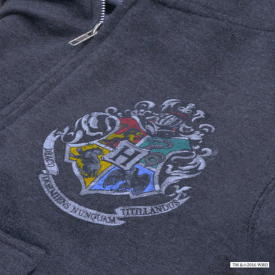 Children's Hogwarts Crest Hooded Sweatshirt front