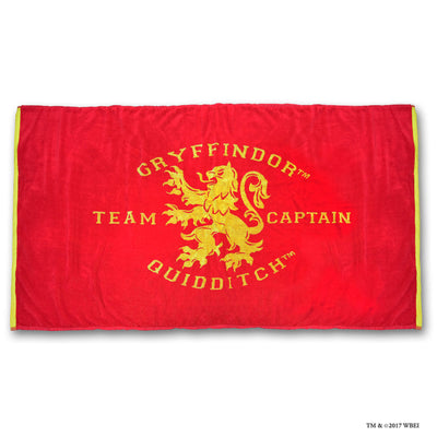 Gryffindor Beach Towel