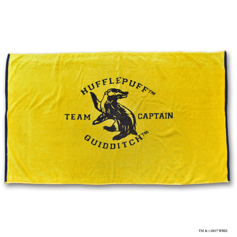 Hufflepuff Beach Towel