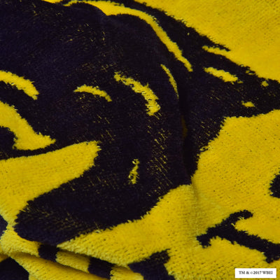 Hufflepuff Beach Towel zoomed