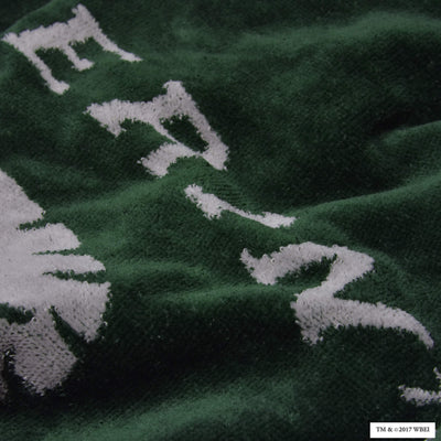 Slytherin Beach Towel zoomed