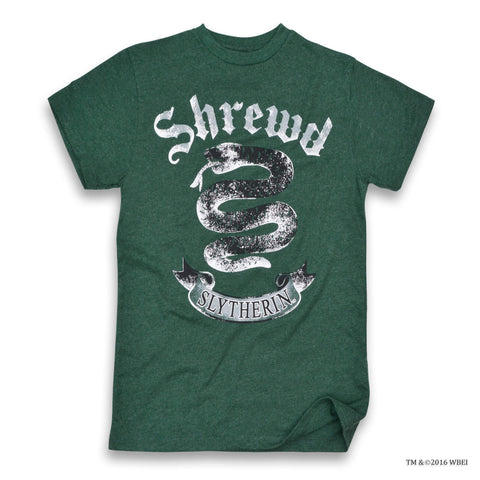 Children's Slytherin Attribute T-Shirt
