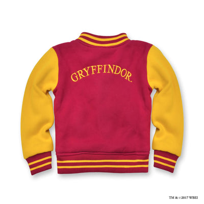 Gryffindor Toddler Jacket back