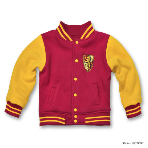 Gryffindor Toddler Jacket