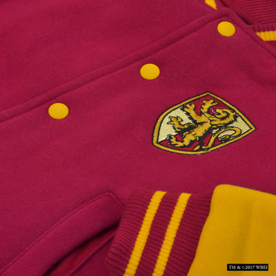 Gryffindor Toddler Jacket front
