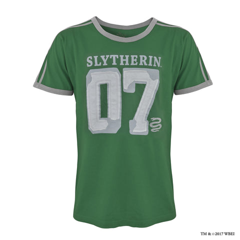 Slytherin Adult's Jersey T-shirt