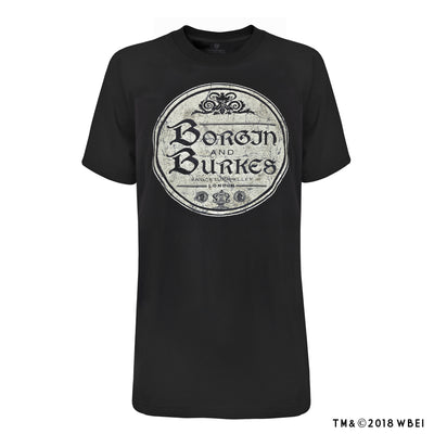 Borgin and Burkes Adult T-shirt