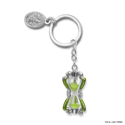 Slughorn Hour Glass Keychain