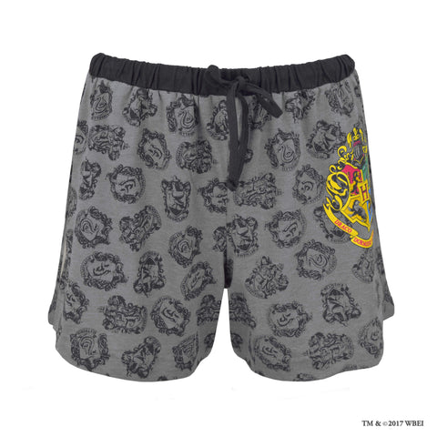 Hogwarts Lounge Shorts