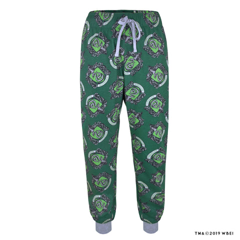 Slytherin Crest Lounge Pants
