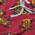 Gryffindor Crest Lounge Shorts zoomed