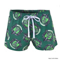 Slytherin Crest Lounge Shorts