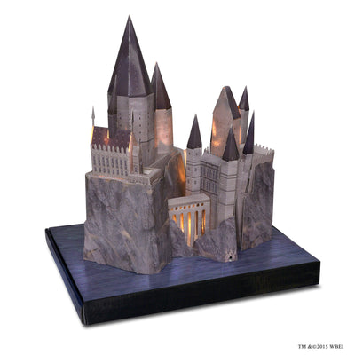 build your own hogwarts castle with lights
