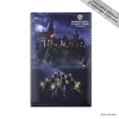 Journey to Hogwarts™ Photo Magnet