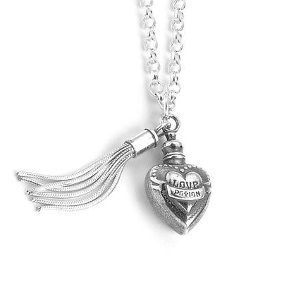 Love Potion Sterling Silver Necklace