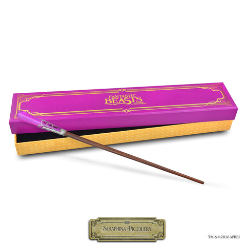 seraphina picquery collectible wand and box