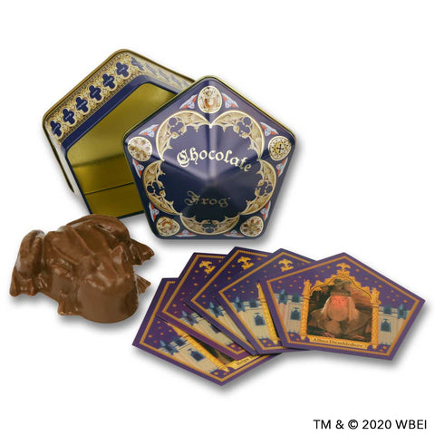 Chocolate Frog Souvenir Tin