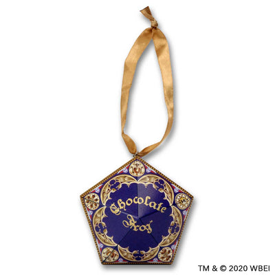 chocolate frog ornament