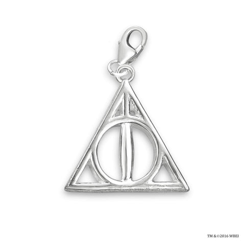 Deathly Hallows™ Sterling Silver Charm