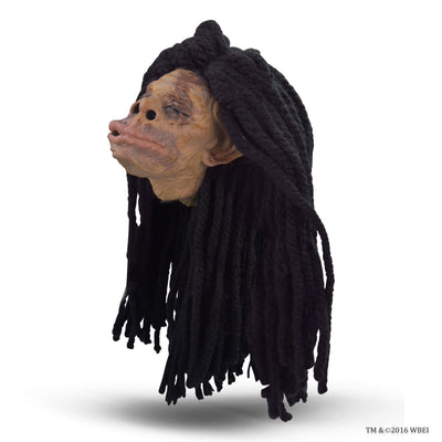 shrunken head side