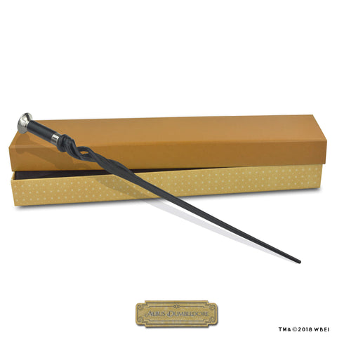 fantastic beasts albus dumbledore collectible wand and box