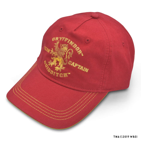 Gryffindor Team Captain Cap