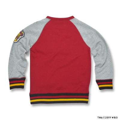 Children's Gryffindor Sweatshirt back