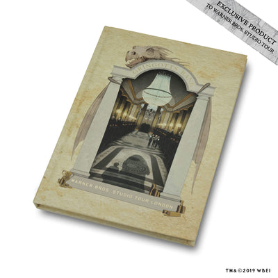 Gringotts™ Lined Journal