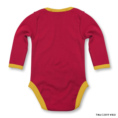 Gryffindor™ Mascot Babygrow and Bib back