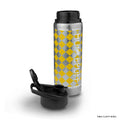 Hufflepuff Stainless Steel Flask with lid