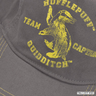 Hufflepuff Team Captain Cap logo