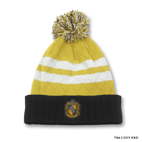 Hufflepuff Bobble Hat