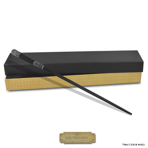 leta lestrange collectible wand and box