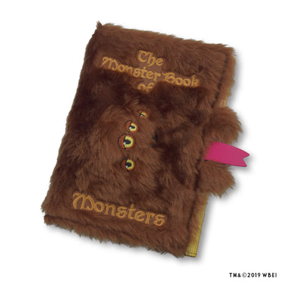 Monster Book of Monsters Journal