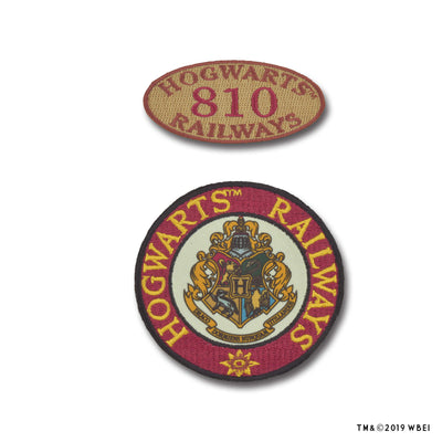 Hogwarts Railways Patches