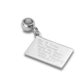 Personalised  Hogwarts™ Acceptance Letter Charm