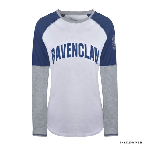 Ravenclaw Ladies Raglan Shirt