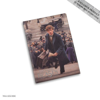 Newt Scamander Photo Magnet