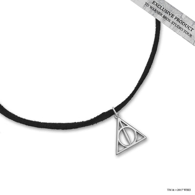 Deathly Hallows Choker Necklace zoomed